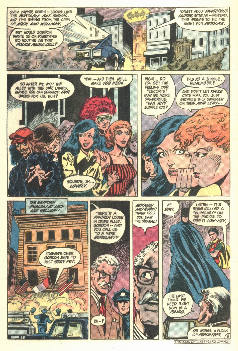 Detective Comics (1937) Issue #548 Page 9