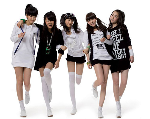 Girl Band Korea Paling Populer dan Terkenal
