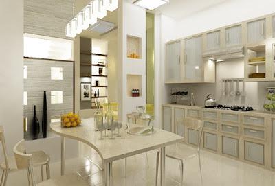 Thiết kế, bài trí phòng bếp cần lưu ý những gì?