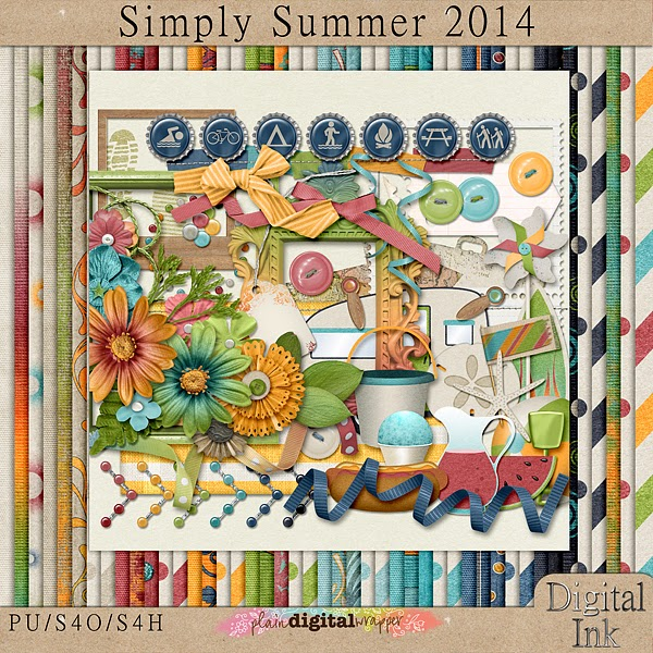 Simply Summer 2014 Bundle Preview