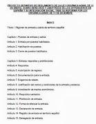Reglamento L.O. 2/2009 (Real Decreto 557/2011, de 20 de abril)