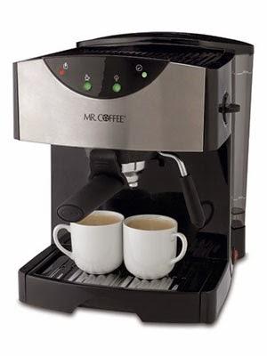 Mr Coffee Espresso Machine