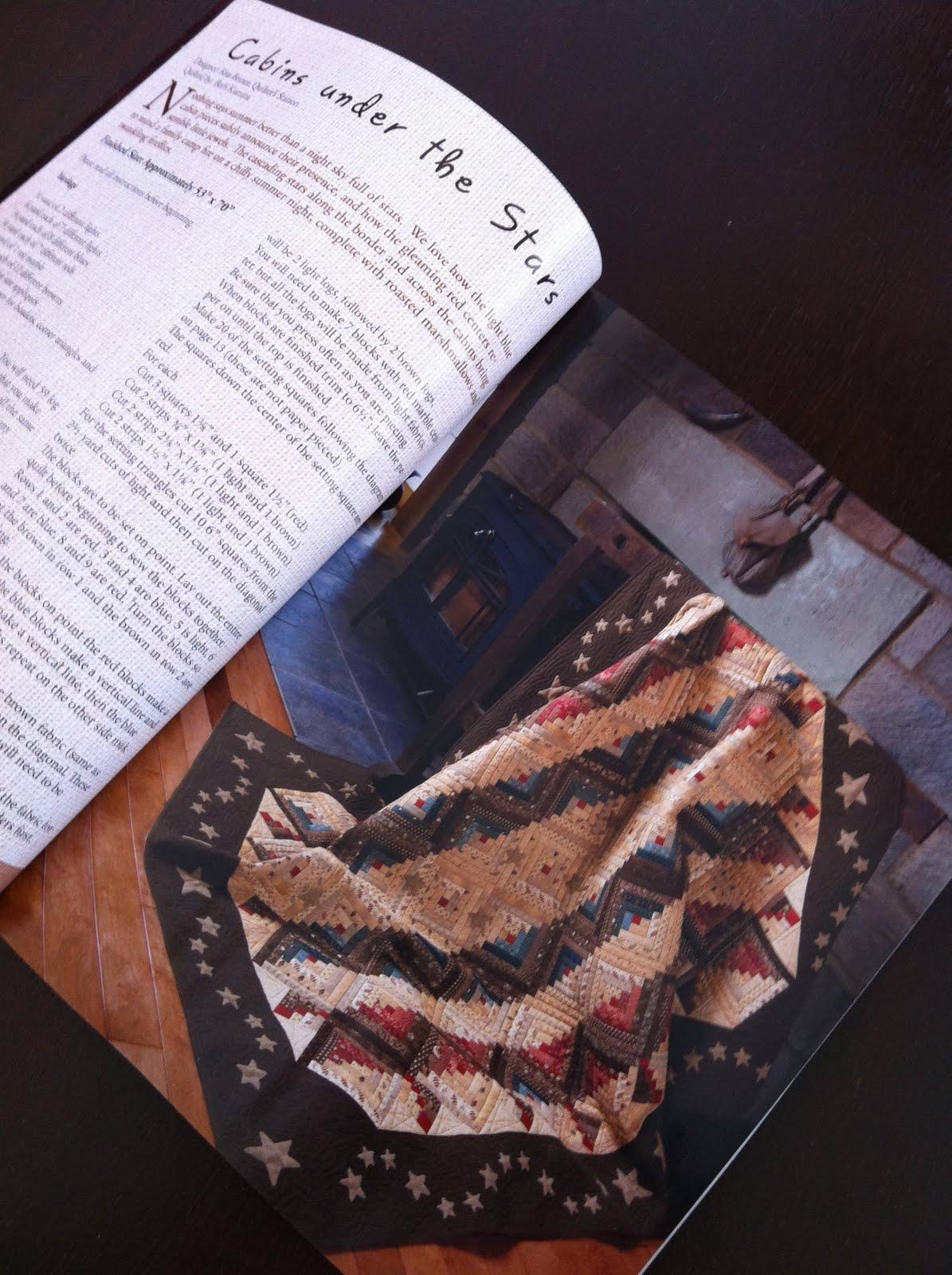 Quiltwel primitive quilts projects - Tijdschrift chic huis ...