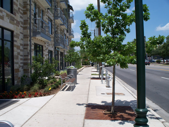 Crescent Lofts Streetscape *