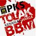 Jika Jokowi Naikan Harga BBM, PKS Dipastikan Konsisten Menolak