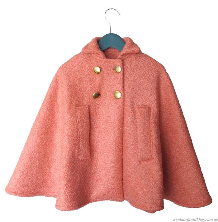Capa de moda invierno 2014 Niños Eyre