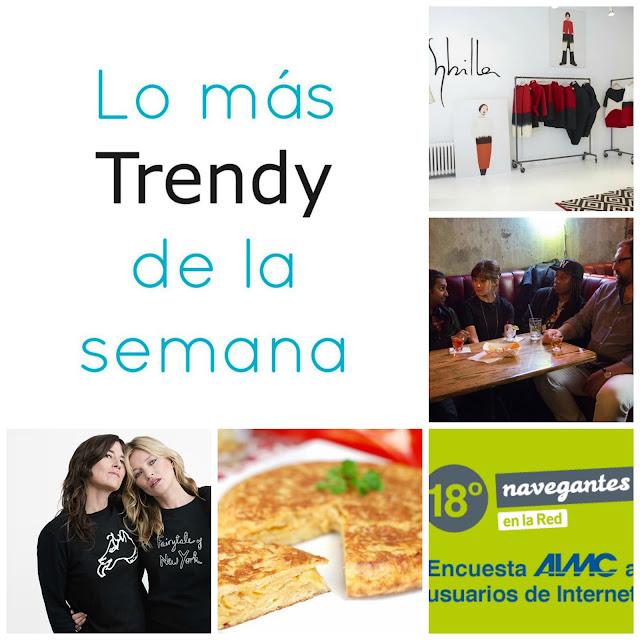 Planes recomendaciones trendy estilo Madrid estilista fin de semana
