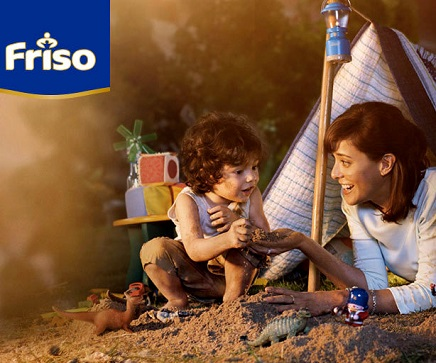 Milk for Pregnant and Lactating Women - Friso Philippines