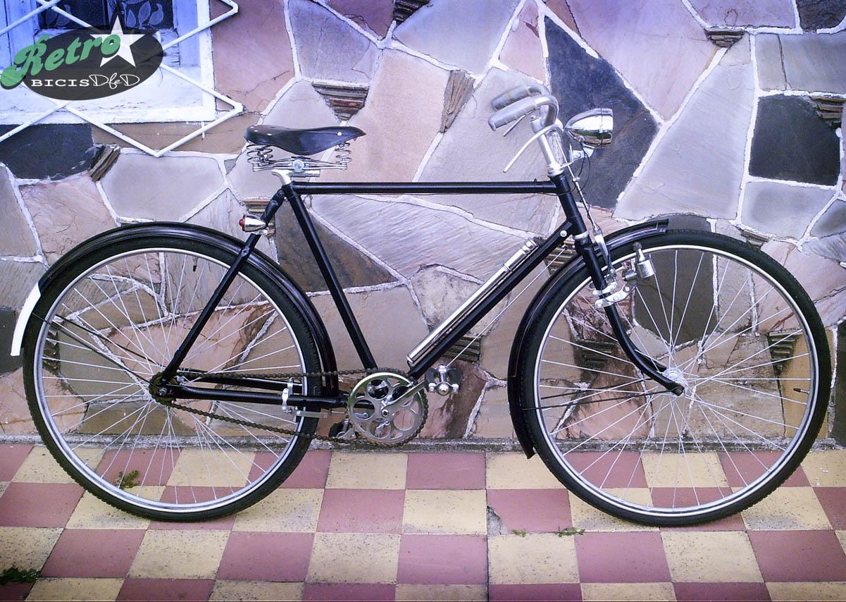 Venta de bicicletas vintage inglesa de la decada del 30 for Bicicletas antiguas nuevas