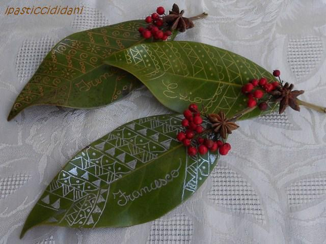 Decorazioni Natalizie Con Foglie Di Magnolia.Decorazioni Natalizie Con Foglie Di Magnolia Dehandigewebsite