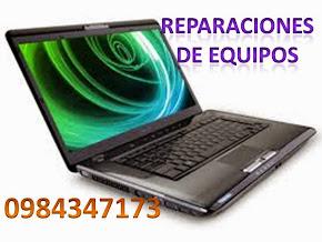 Reparación de Compus y laptops