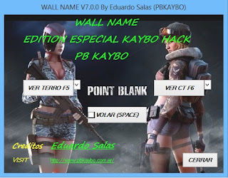Point Blank WallHack Name Oyun Botu v03.09.13 indir