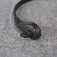 Handsfree Headset ThroatMic Touring HT Icom Alinco Yaesu