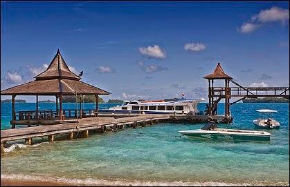 Pulau Sepa - Daftar Tempat Liburan di Kepulauan Seribu yang Menggoda
