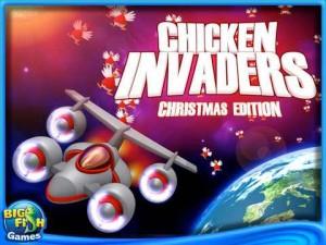 تنزيل لعبة Chicken Invaders احدث اصدار 2014