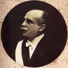José Pardo y Barrera de perfil