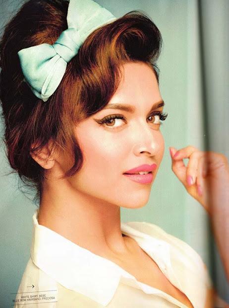 30 Deepika Padukone Retro Hairstyles Hairstyles Ideas Walk The