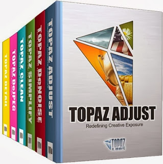 Topaz Photoshop Plugins Bundle 2013 Datecode 07.11.2013 Including Activator