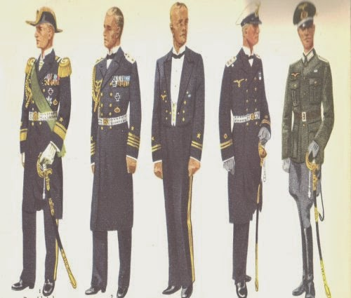 Kriegsmarine Ranks