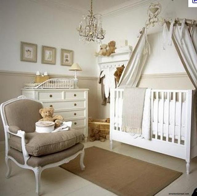 Inspiration déco chambre bébé