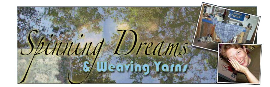 Spinning Dreams and Weaving Yarns