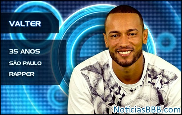 Valter do BBB14 Fotos