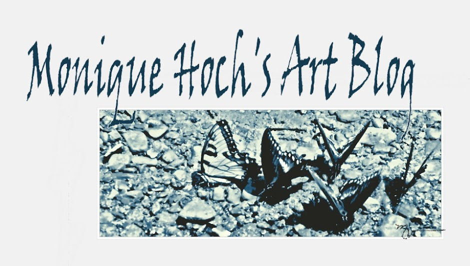Monique Hoch's Art Blog