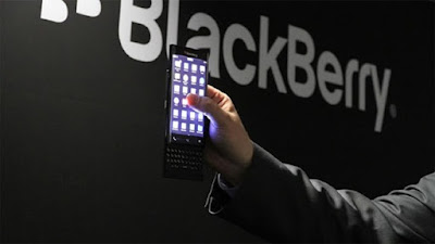 Balckberry pode voltar agora com Android