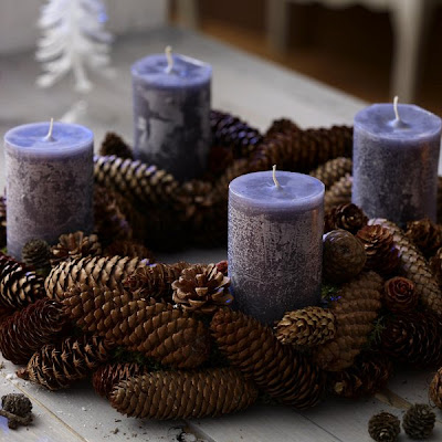 dolce vita advent advent ein lichtlein brennt. Black Bedroom Furniture Sets. Home Design Ideas