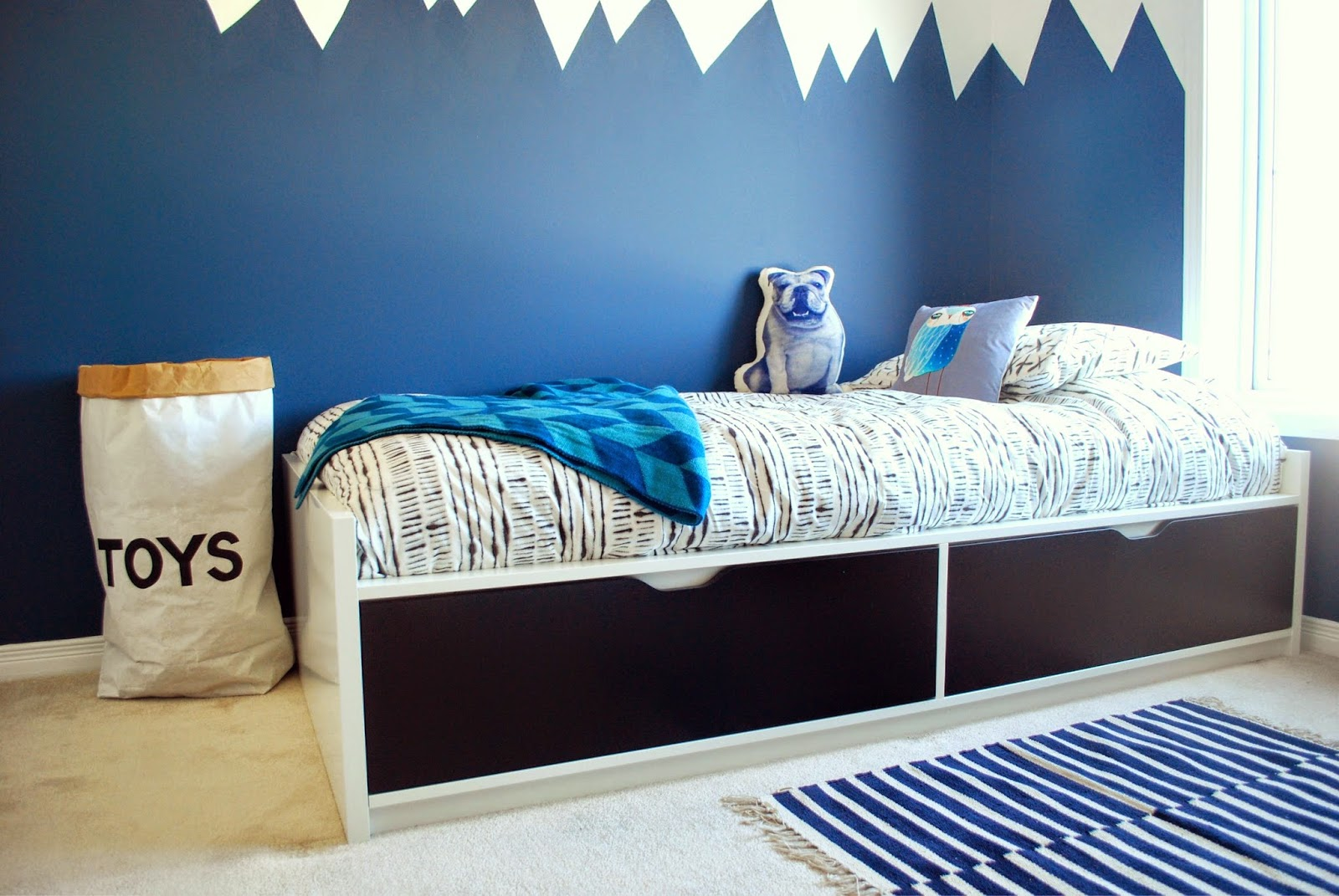 New For The Bedroom For Him The Boo And The Boy The Boys New Room
