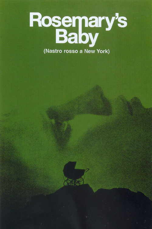 a Con Ca Rosemary - Rosemarys Baby