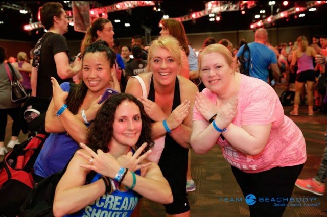 P90X3 Coach Summit
