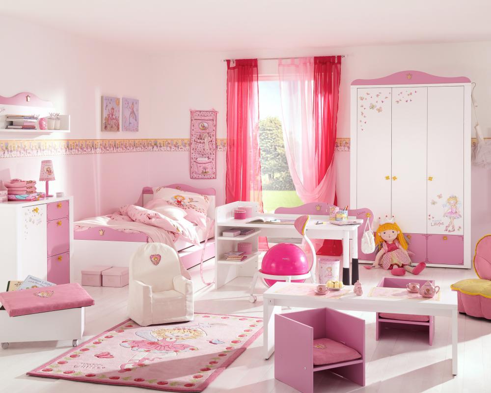 Habitaciones con estilo dormitorios estilo princesa for Dormitorios para ninas