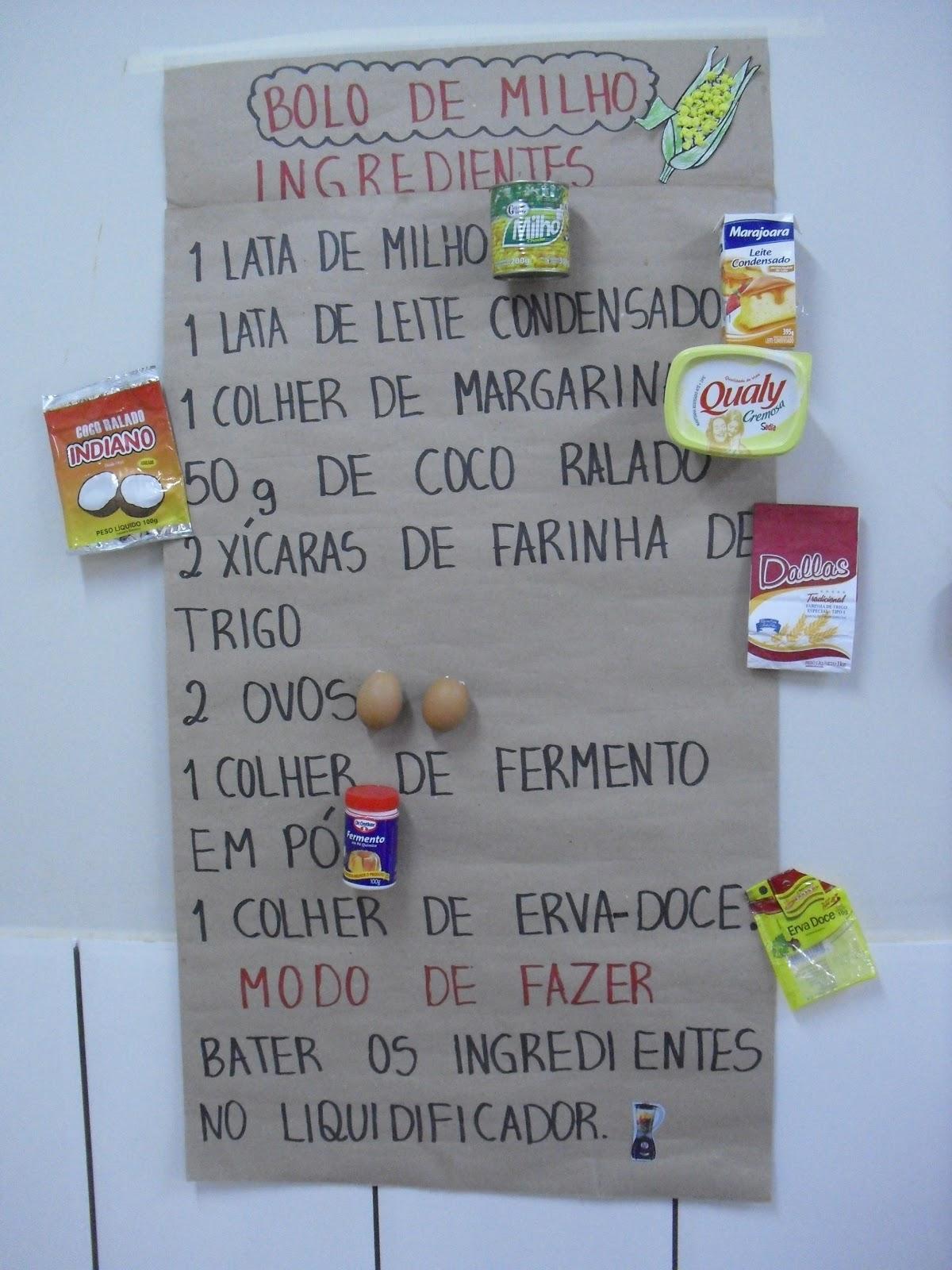 Amado Centro de Educação Infantil Prefeito Iliê Vidal: PROJETO: FESTA JUNINA LB01