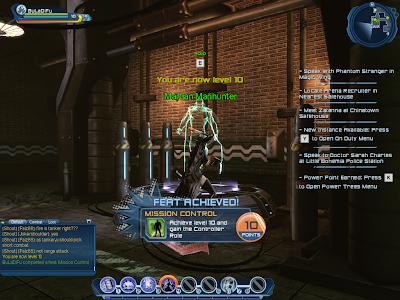 DC Universe Online - Gain Controller Role