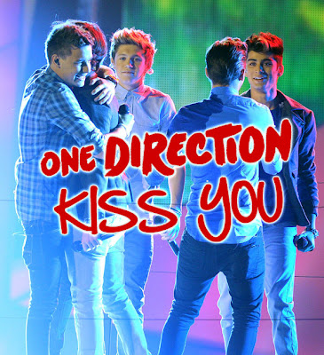 One Direction - Kiss You Lyrics