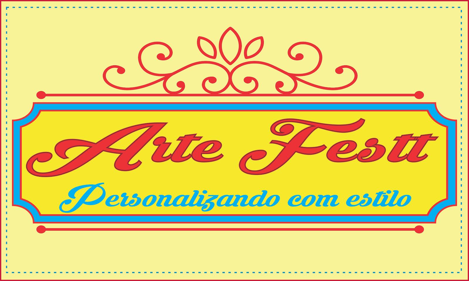 FESTAS E BRINDES PERSONALIZADOS