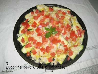 zucchine povere alla pitiglianese
