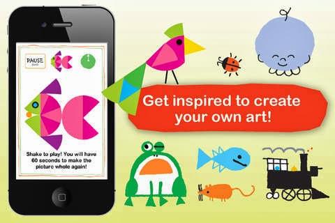 App para niños Shake & Make