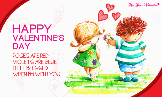 Valentine Card Messages Day Cards