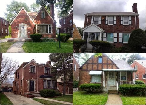 homes for sale detroit best rated for first time home buyers