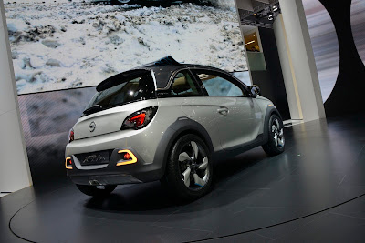 Opel Adam Concepts