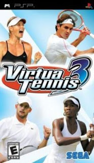 Virtua Tennis 3 PSP Game