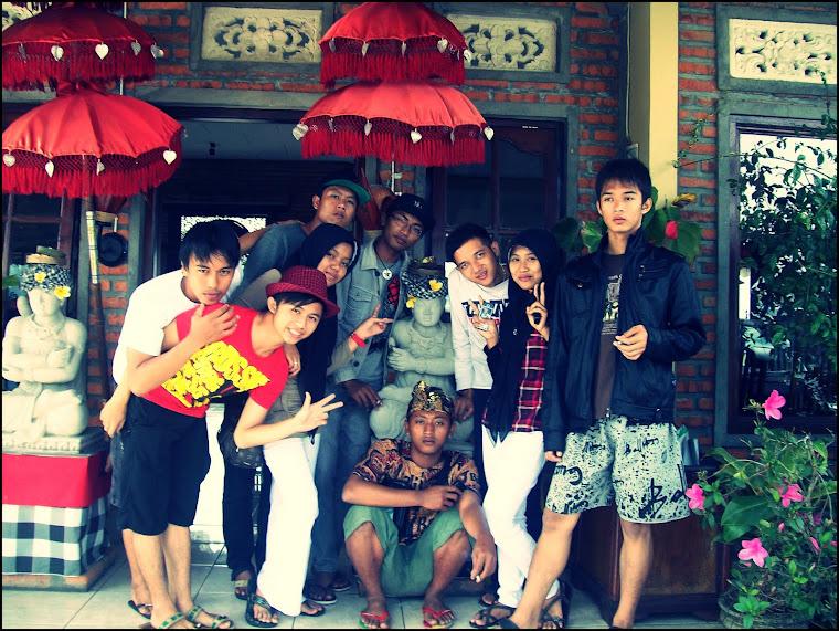 at Bali iSland