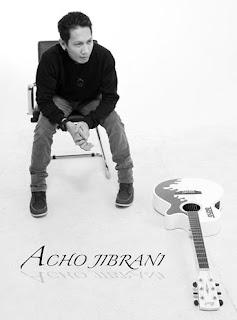 Acho Jibrani - Ajari Aku Mencintaimu