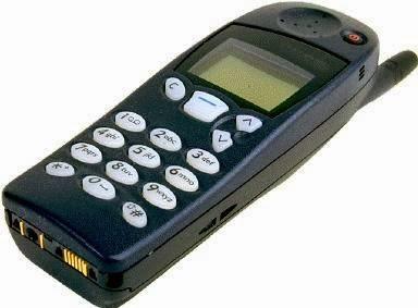 Perkembangan Bentuk fisik Handphone