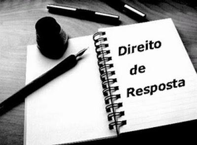 DIREITO DE RESPOSTA VIRA LEI SANCIONADA PELO CONGRESSO
