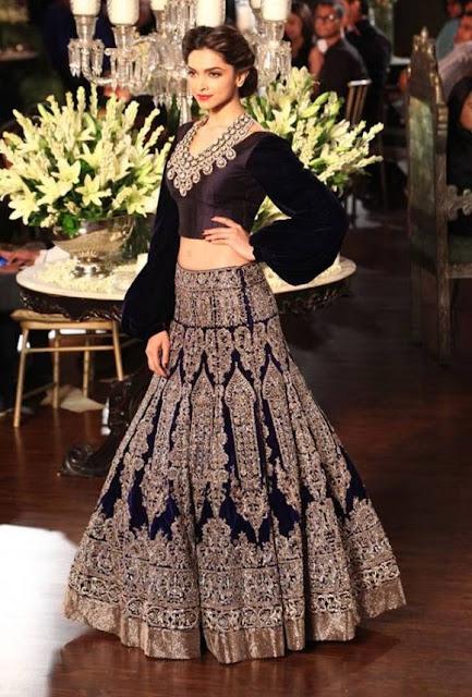 Lucky Deepika Padukone's in Arpita Mehta