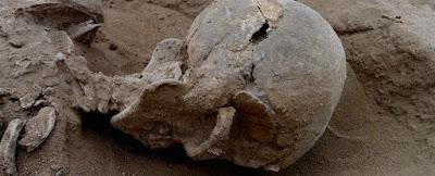 Arqueólogos encontram indícios de primeira guerra da humanidade