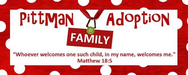 Pittman Adoption